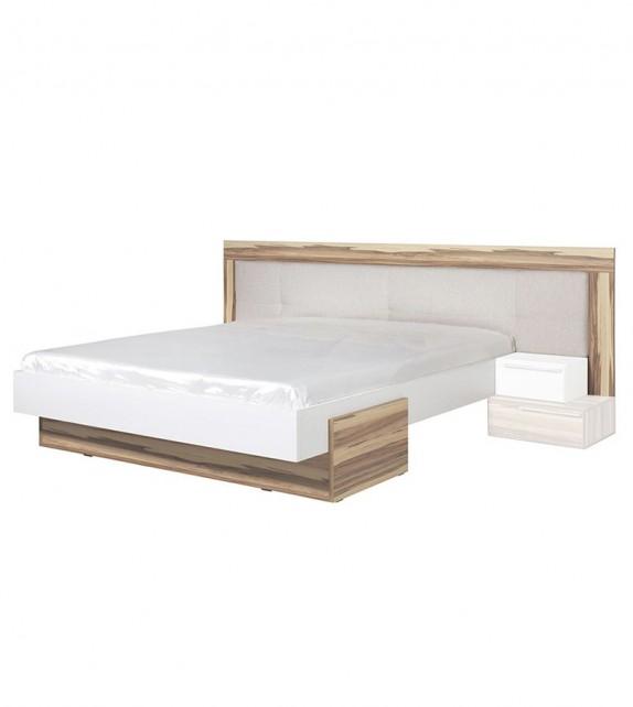 Łóżko typ 1 z kolekcji Morena