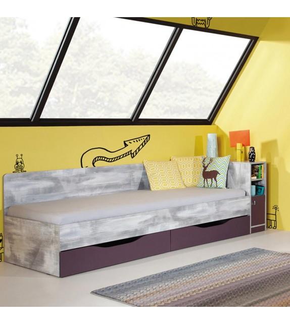 Łóżko z dostawką ZM12AB Zoom