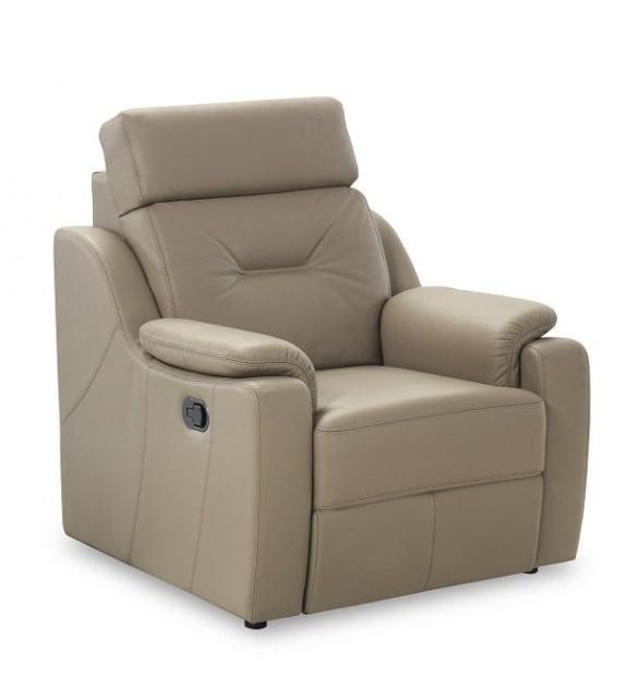 Fotel Papavero 1RPm2 - relaks manualny