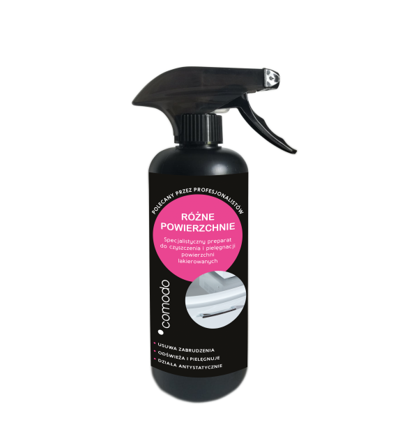 Comodo preparat do czyszczenia i pielęgnacji powierzchni lakierowanych