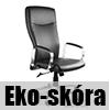 Eko-skóra - Czarna