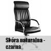Brando - skóra naturalna czarna