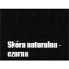 Skóra naturalna - Czarna