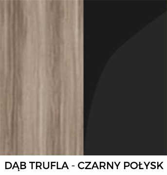 Dąb Trufla i Czarny Połysk