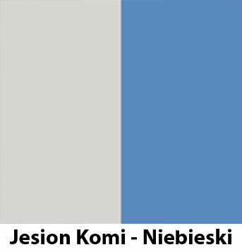 Jesion Komi i niebieski