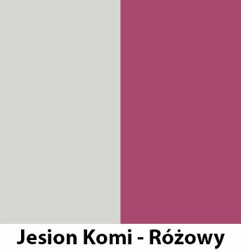 Jesion Komi i różowy
