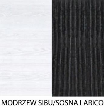 Modrzew Sibu Jasny / Sosna Larico