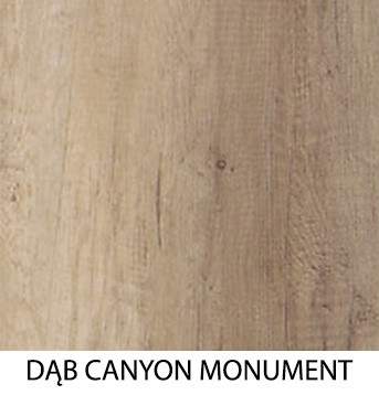 Dąb Canyon Monument